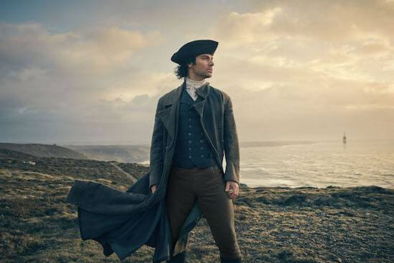 Poldark, Season 2 Special Two-Hour Premiere Sunday, September 25th at 8pm ET on MASTERPIECE on PBS Shown: Aidan Turner as Ross Poldark (C) Robert Viglasky/Mammoth Screen for MASTERPIECE This image may be used only in the direct promotion of MASTERPIECE. No other rights are granted. All rights are reserved. Editorial use only.