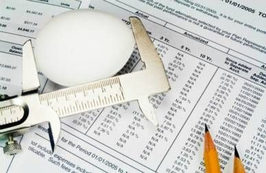 measuring the size of a nest egg