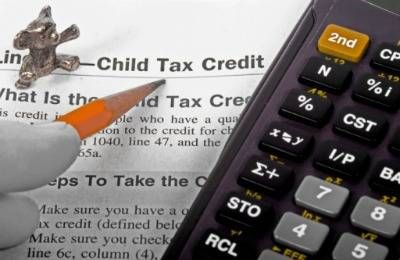 child tax credit information and calculator
