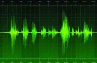 voice recognition wav file