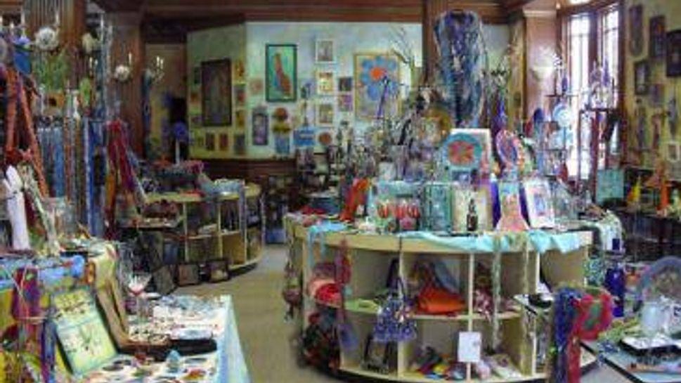 olga's yarn shop and cafe, coudersport, pa