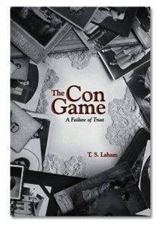 The Con Game Book Cover