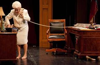 Holland Taylor's one-woman Broadway show about Texas Gov. Ann Richards