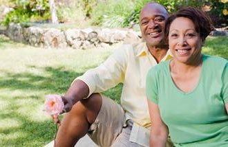 People 50 plus can find romance using a phone app