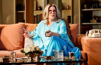 Bette Milder is back on Broadway with I'll Eat You Last: A Chat With Sue Mengers