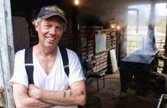 Maple syrup farmer Dan Berger