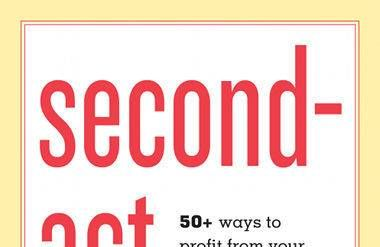 """""""Second Act Careers"""" by Nancy Collamer"""