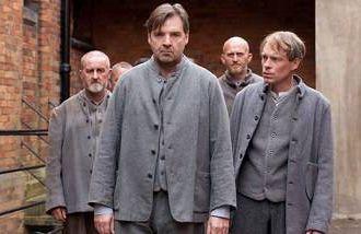 Brendan Coyle as John Bates in PBS' Downton Abbey