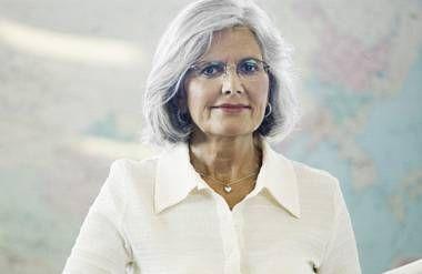 Older female worker