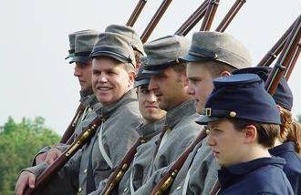 Civil War fantasy camp