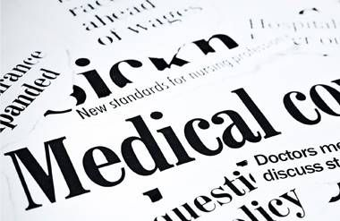 Medical headlines