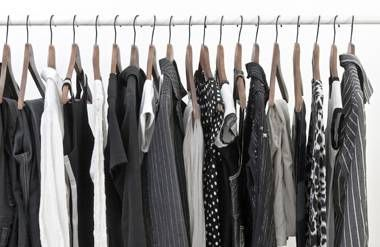 Clothes for man and woman