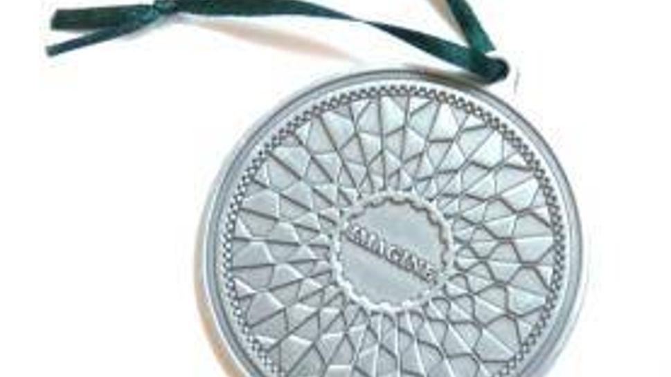 """Imagine"" gift ornament commemorates John Lennon and benefits Central Park"