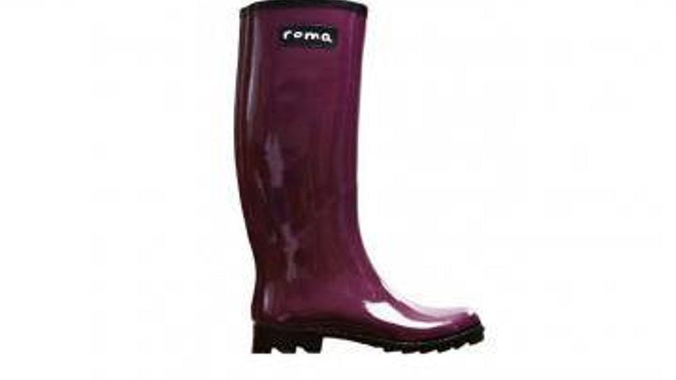 Roma Boots donates a pair of boots to a needy child for each one purchased.