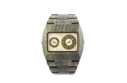 WeWood Watches, from all-natural and chemical-free scrap materials