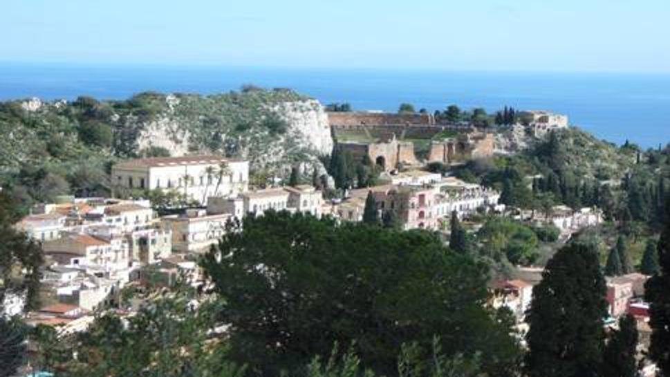 Learn Italian at a major archeological centers in Taormina, Sicily.