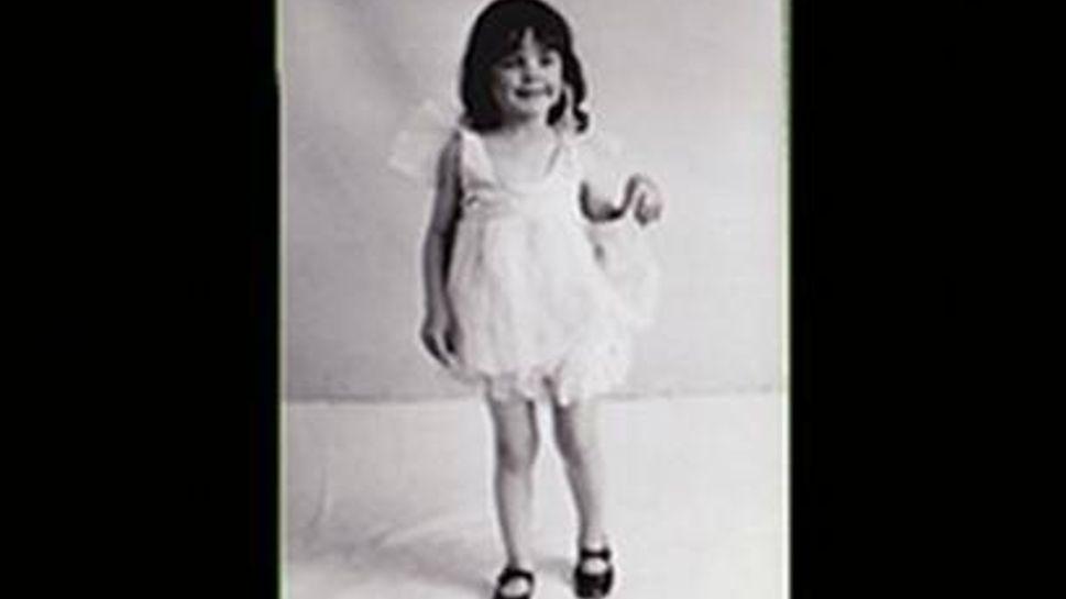 frances ethel gumm known as judy garland as a child