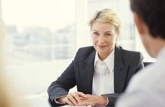 A woman over 50 interviewing for a job can take steps to look her best.