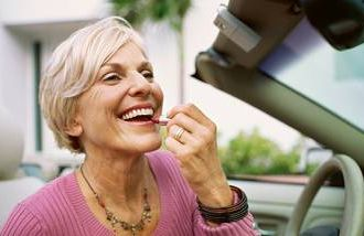 Tips for applying makeup after 50.