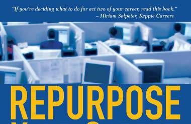 Book cover for Repurpose Your Career: A Practical Guide for Baby Boomers