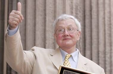 Roger Ebert passed away from Cancer at 70 on April 4, 2013.