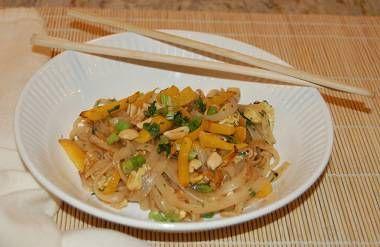 Pumpkin Pad Thai