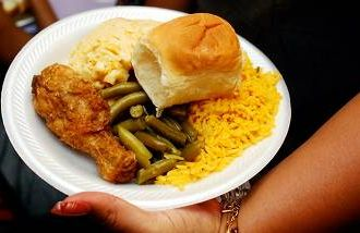 Soul food, like fried chicken and biscuits pose serious health risks.