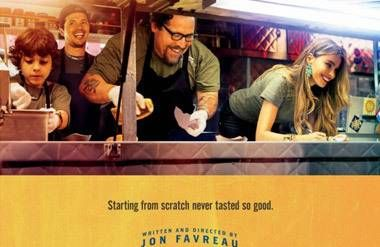 Poster for movie Chef