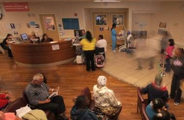 "Oakland, California's Highland Hospital - INDEPENDENT LENS ""The Waiting Room"""