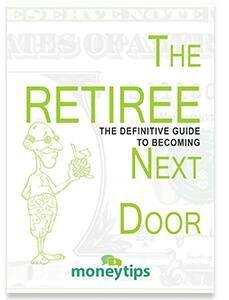 Retiree Next Door Book Cover