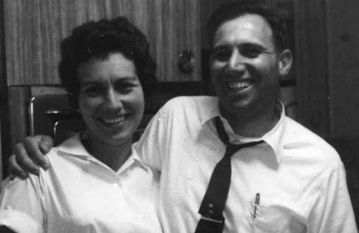 Bob Morris' parents