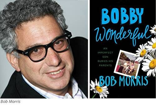Bob Morris Portrait and Book Embed