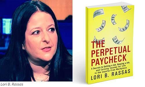 Lori B Rassas Author and Perpetual Paycheck Book