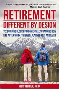 Retirement Different by Design Book Cover