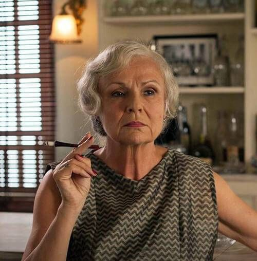 Julie Walters in Indian Summers