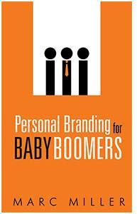 Personal Branding for Baby Boomers Book Cover