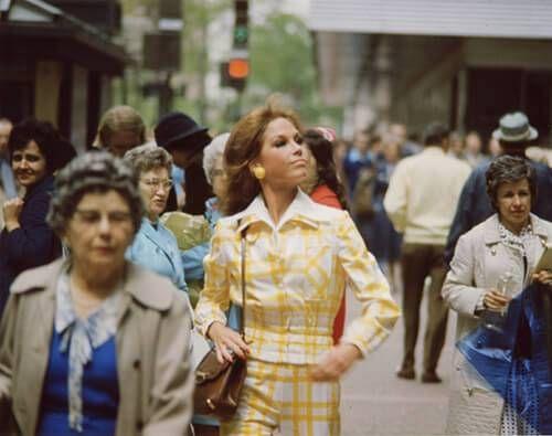 Mary Tyler Moore in Minneapolis