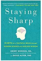 Staying Sharp Book Cover