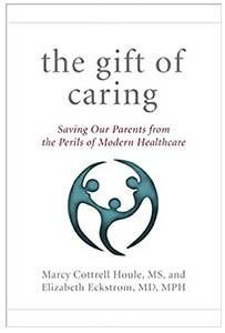 The Gift of Caring Book Cover Embed