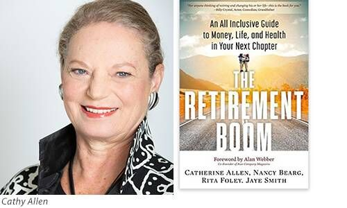 Cathy Allen Author and Book Embed