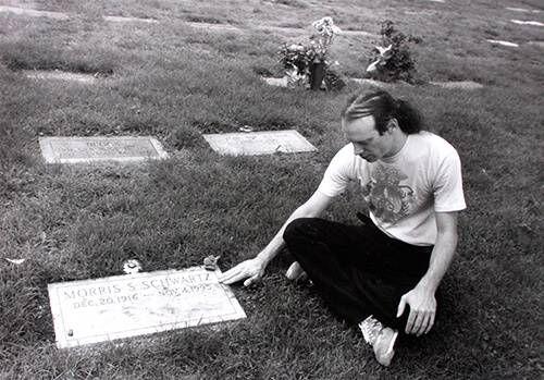 Morris S. Schwartz grave