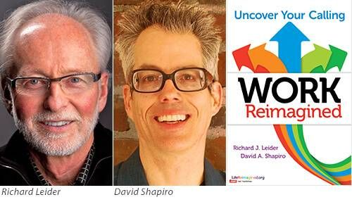 Work Reimagined Authors and Book Embed 2
