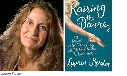 Lauren Kessler Author and Book Embed
