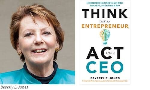 Think Like An Entrepreneur Act Like A CEO Author and Book Embed