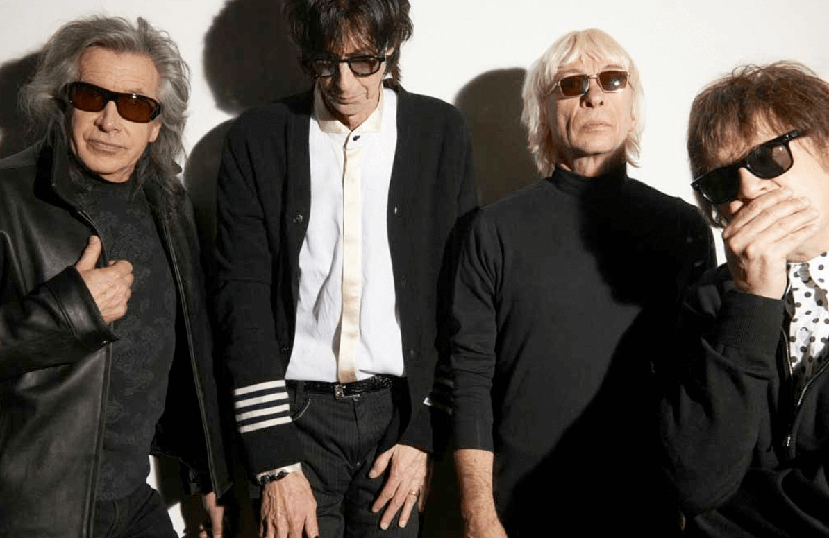 The band 'The Cars'
