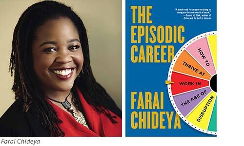 Episodic Career Author and Book Embed