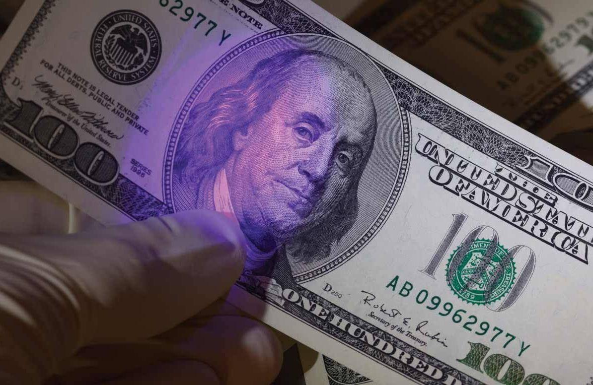 Fraudulent money