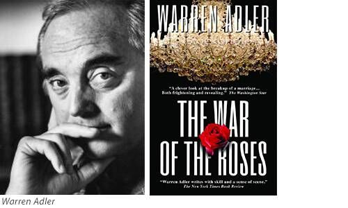 The War of the Roses Author and Book Embed