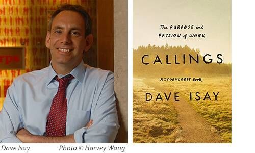 Callings Dave Isay Author and Book Embed