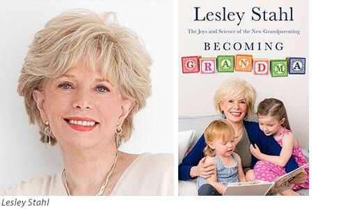Lesley Stahl Author and Book Embed